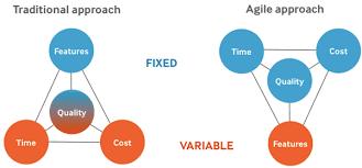 Variabili di Progetto - Tradizionale vs DSDM